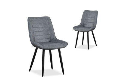 REED - Set of 2 Dining Chairs