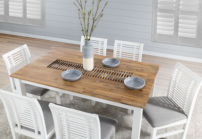 KOTA - 7 Piece Dining Suite