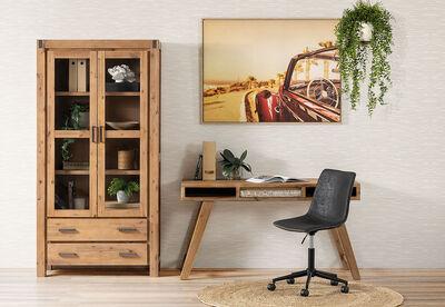 SILVERWOOD - Display Cabinet
