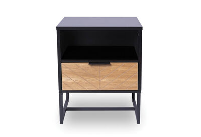 CLAUDE - 1 Drawer Bedside