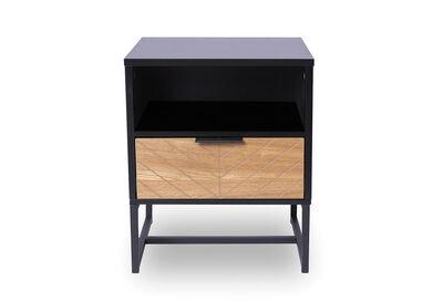 CLAUDE - 1 Drawer Bedside