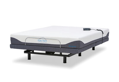 PURE FORM BALANCE - Queen Motion Bed Package