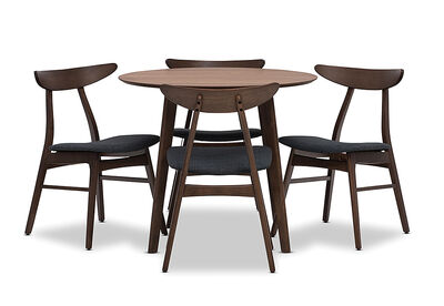 ELLI - 5 Piece Dining Suite with Elli Dining Chairs