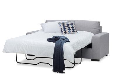 NIXON - Fabric 3 Seater Sofa Bed