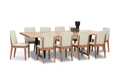 NERO - 11 Piece Dining Suite