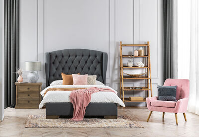 AVA - King Bed