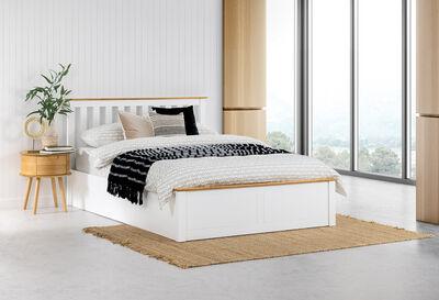 HERMANUS - Queen Lift Bed