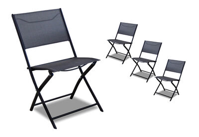ELEONORA - Set of 4 Outdoor Chair