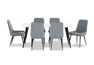 AMARAH - 7 Piece Dining Suite