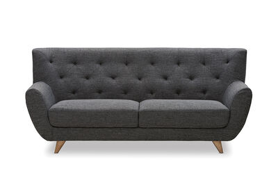 JUNIPER - Fabric 3 Seater Sofa