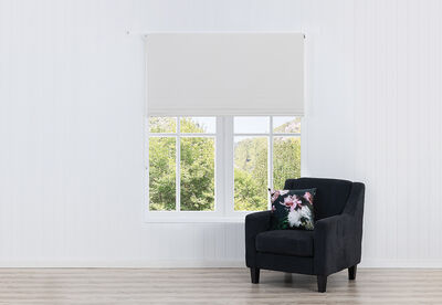 LOFT - Block Out Roller Blind 210 x 210cm