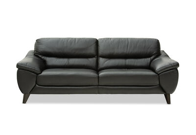 COHEN - Leather 3 Seater