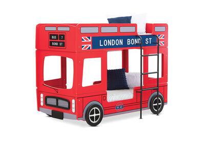 LONDON BUS - Bunk Bed