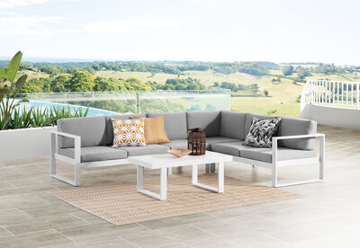SILVANA - Outdoor Lounge Setting