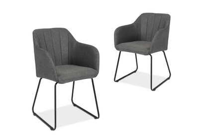 ALLEGIANCE - Set of 2 Dining Chairs