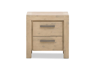 SWINDON - 2 Drawer Bedside