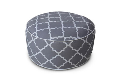 CARL - Grey Inflatable Stool