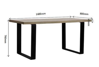 ASHTON - Dining Table