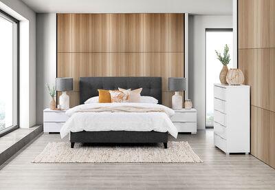 SOPHIE MK2 - 4 Piece Queen Bedroom Suite