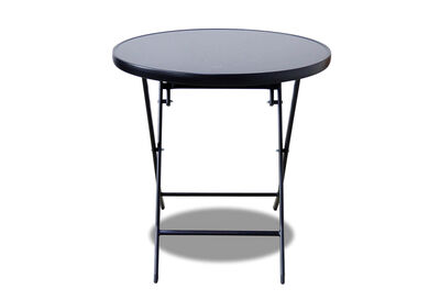 FELICIA - Outdoor Round Folding Table