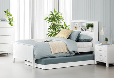 ADDISON - Jumbo Single Bed and Trundle Package