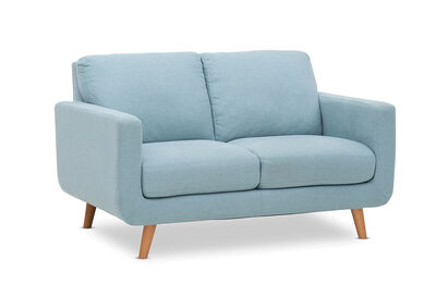 PHOEBE - Fabric 2 Seater Sofa