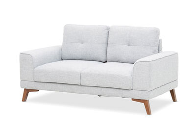 ABBY - Fabric 2 Seater Sofa