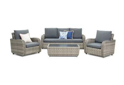 IKAROS - 4 Piece Outdoor Lounge Setting