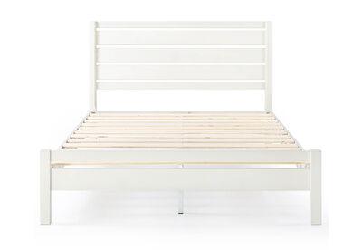 NIELSEN - White Queen Bed