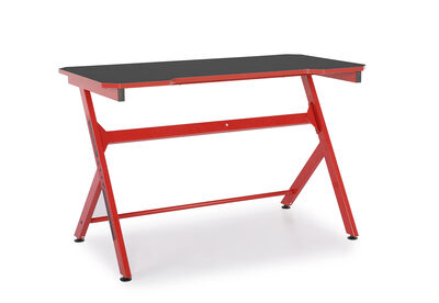 CARITAS - Red/Black Gaming Table