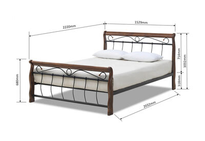 BEDFORD - Queen Bed