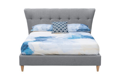 TARA - Queen Fabric Bed