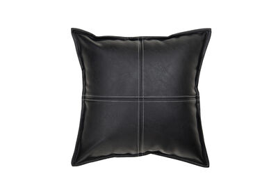 GRANDE - 45cm Faux Leather Cushion