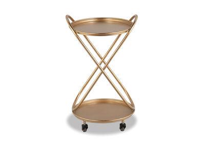 AMBOISE - Gold Bar Cart