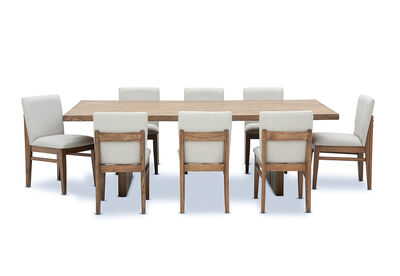 SORVINO - 9 Piece Dining Suite