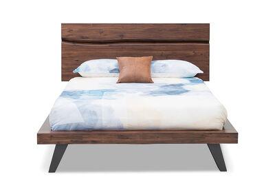 LIVE EDGE - Queen Bed