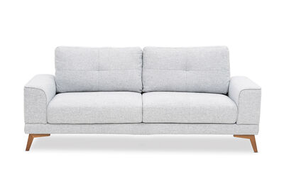 ABBY - Fabric 3 Seater Sofa
