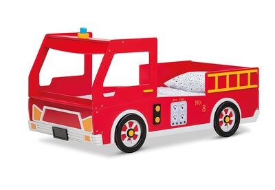 FREDDY FIRE ENGINE - Single Bed