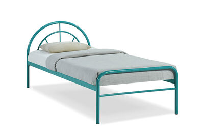 MENTON - Aqua Single Bed