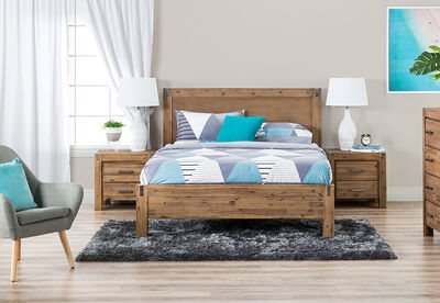SILVERWOOD - King Bed