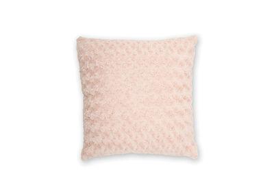 LITTLE ROSES - Fur Cushion