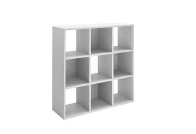 RAYMOND - 9 Cube Bookcase