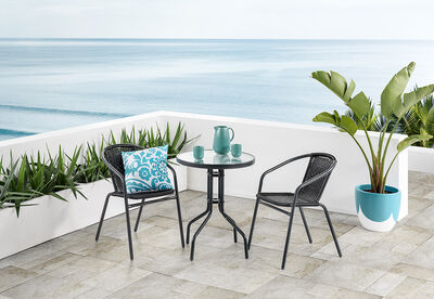 ANCHOR - 3 Piece Outdoor Patio Setting