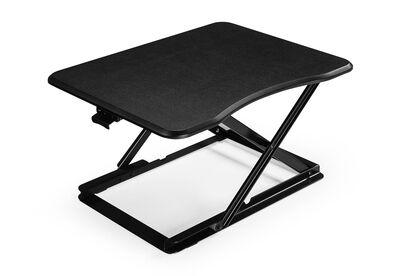 GRIFFITH - Black Standing Desk Riser