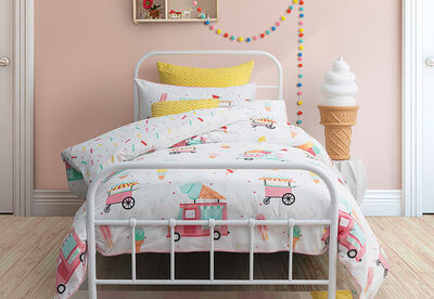 SPRINKLES - Single Bed Quilt Cover Set