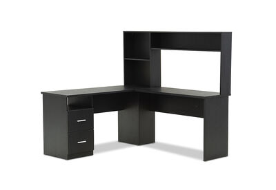 ENZO - Corner Desk with Hutch