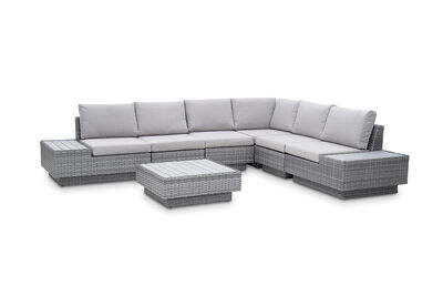 SIRENA - 7 Piece Modular Lounge Set