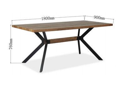 ALBERTA - Dining Table