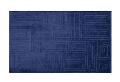 MAZE - 180 X 270cm Polyester Floor Rug