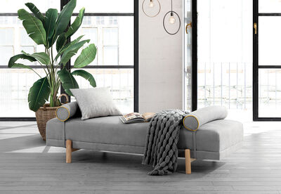 IVY - Grey Day Bed